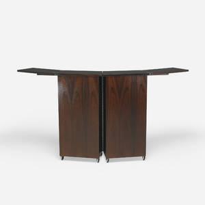 Danish   bar cabinet