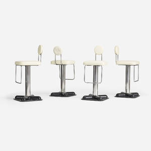 Joe Colombo   Birillo stools set of four
