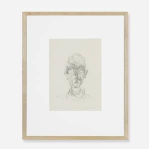 Alberto Giacometti 19011966  Tte dHomme  Diego
