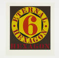 Robert Indiana   untitled from Ten Works x Ten Painters portfolio