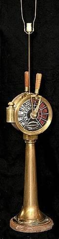 82 Brass Ships Telegraph TeleMotor