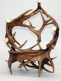 305 Moose Antler Chair