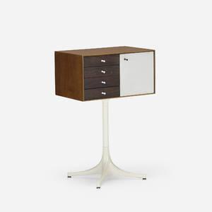 George Nelson  Associates   miniature cabinet model 5211