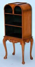 342 Vintage Diminutive Wooden Hutch