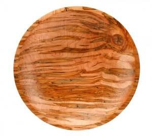 Steve Noggle Turned Wood Ambrosia Maple Bowl