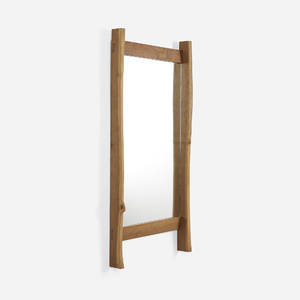 George Nakashima   large wall mirror