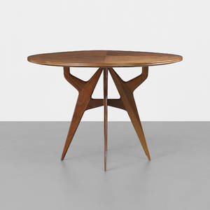 In the manner of Ico Parisi   dining table