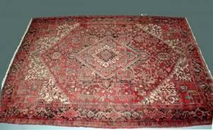 275 Semi Antique Heriz Carpet Approx 9 x 12 AGOPB