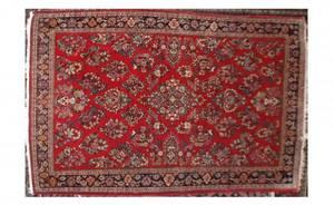 375 Persian Sarouk Carpet
