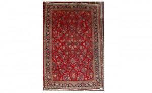 372 Persian Sarouk Carpet