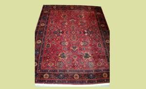 370 Persian Sarouk Carpet