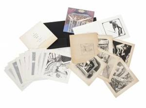 KLAUS VOORMANN RINGO BOX SET AND PROOFS