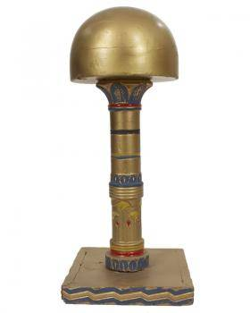 CLEOPATRA PROP WIG STAND