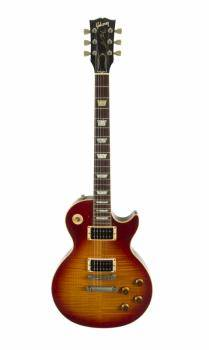 SLASH STAGE PLAYED GIBSON LES PAUL ELECTRIC GUITAR