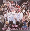 ABBA SIGNED ALBUM COVER