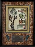 PHIL COLLINS TARZAN DISPLAY