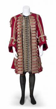 CAPTAIN HOOK STUNT MAN COSTUME FROM HOOK