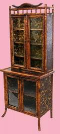 41 Victorian Bamboo Stand