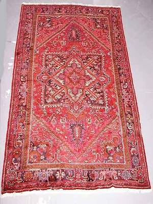 19 Hand Knotted Persian Rug