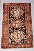 6 Hand Knotted Persian Rug