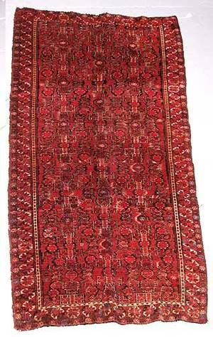 36 Hand Knotted Persian Rug