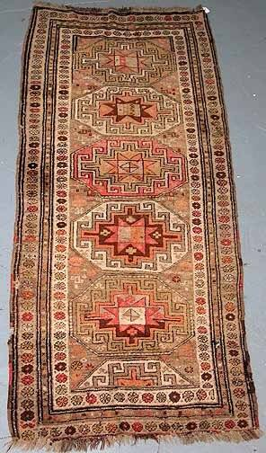 33 Hand Knotted Persian Rug
