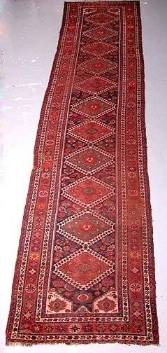 29 Hand Knotted Persian Runner