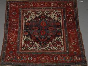 25 Hand Knotted Persian Rug