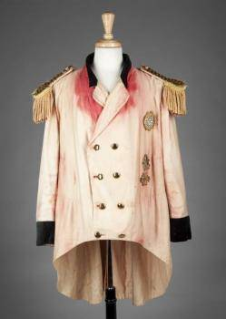 DANNY KAYE COAT FROM MERRY ANDREW