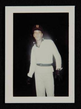 ELVIS PRESLEY SIGNED PHOTOGRAPH