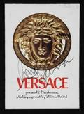 MADONNA SIGNED VERSACE LAYOUT