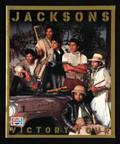 MICHAEL JACKSON SIGNED VICTORY TOUR PROGRAM