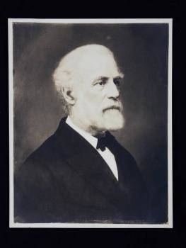 REPRODUCTION PHOTOGRAPH OF ROBERT E LEE
