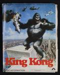 KING KONG PRESS KIT AND PUBLICITY STILLS