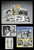 GROUP OF JOHN HART LONE RANGER AND RELATED ITEMS