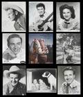 COLLECTION OF SIGNED PHOTOGRAPHS