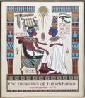 TREASURES OF TUTANKHAMUN POSTER
