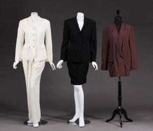 Barbra Streisand Suits