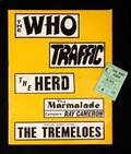 THE WHO PROGRAM AND TICKET