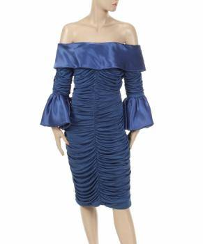 JOAN COLLINS SNICKERS COMMERCIAL DRESS