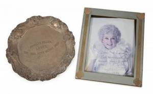 DOM DeLUISE PHYLLIS DILLER ITEMS AND EPHEMERA