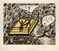 MUHAMMAD ALI OWNED AND SIGNED SET OF FOUR LIMITED EDITION 1979 SERIGRAPHS