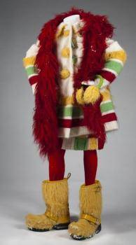HOW THE GRINCH STOLE CHRISTMAS JUNES OUTFIT