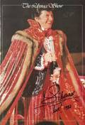 LIBERACE SIGNED PROGRAM