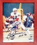BURT REYNOLDS BOB GRIESE SIGNED AND INSCRIBED PHOTOGRAPH