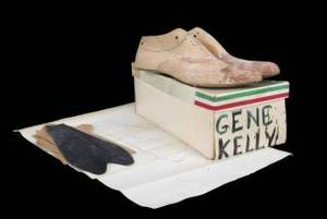 GENE KELLY SHOE MOLDS