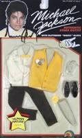 MICHAEL JACKSON SIGNED DOLL CLOTHING