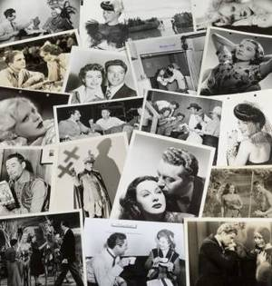 LEADING ACTOR AND ACTRESS IMAGE ARCHIVE I