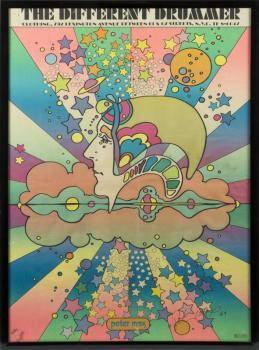 PETER MAX SIGNED POSTERS