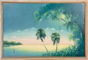 FLORIDA HIGHWAYMEN ARTISTS AMERICAN 20TH CENTURY